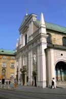 Kraków Kościół zwany jest Kościołem Karmelitów