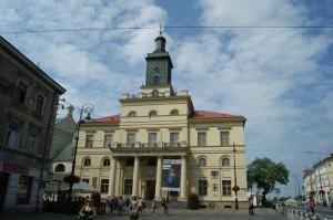 Lublin - Nowy ratusz w Lublinie