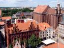 Toruń Kościół Wniebowzięcia NMP w Toruniu