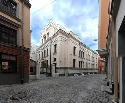Ryga - Synagoga Miejska