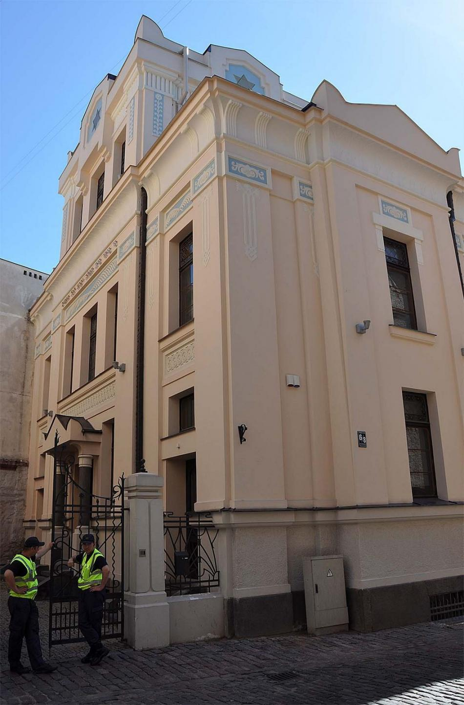 Synagoga Miejska