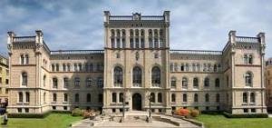 Ryga - Uniwersytet Łotewski