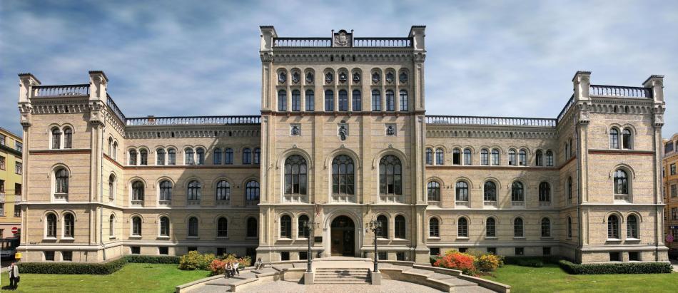Uniwersytet Łotewski