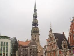 Ryga - Kościół św. Piotra w Rydze