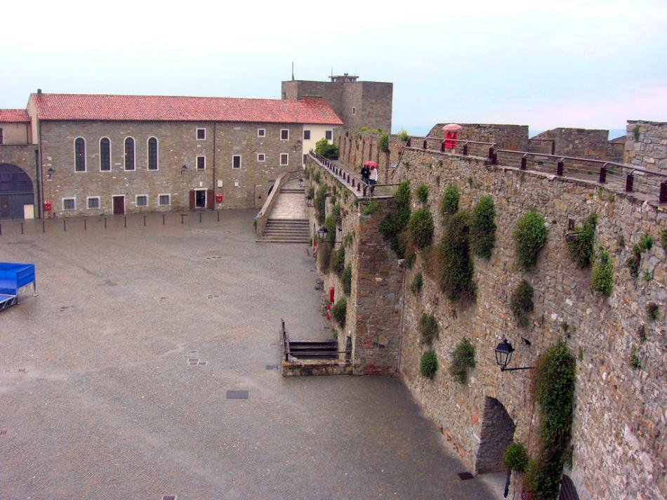 Twierdza San Giusto