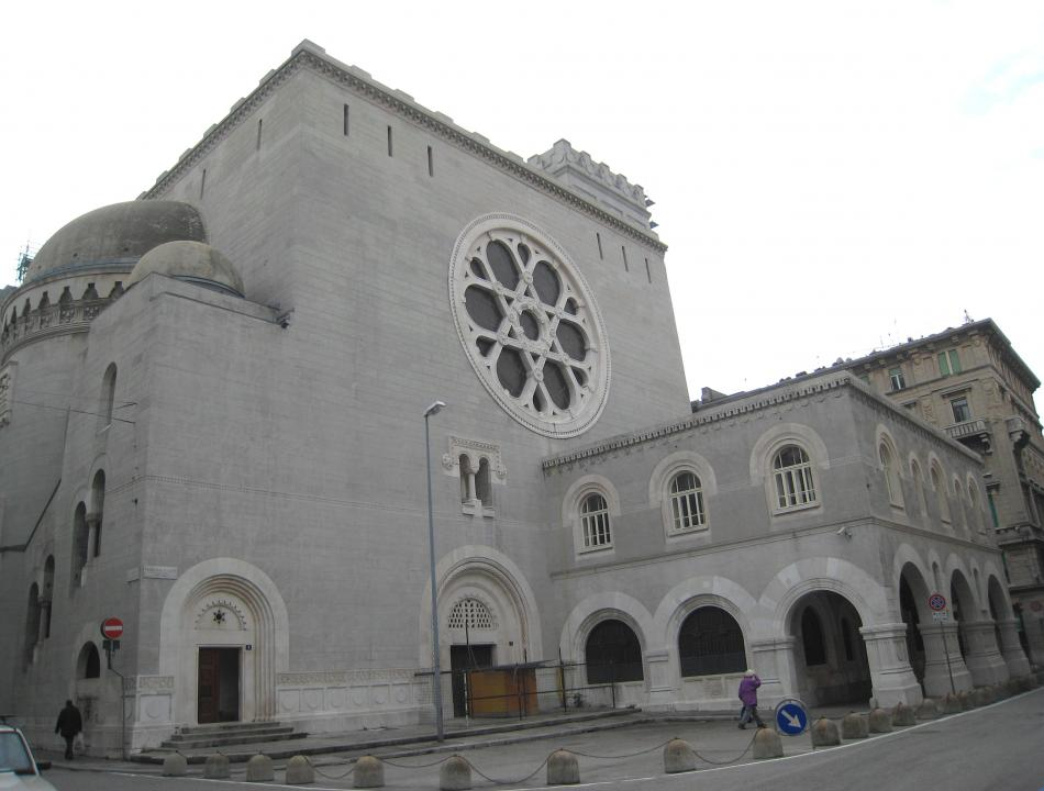 Synagoga w Trieście