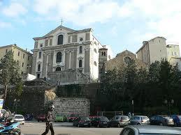 Triest - Bazylika św. Sylwestra w Trieście