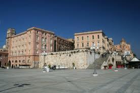 Cagliari - Bastion Saint Remy w Cagliari