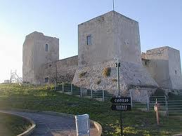 Cagliari - Zamek San Michel w Cagliari