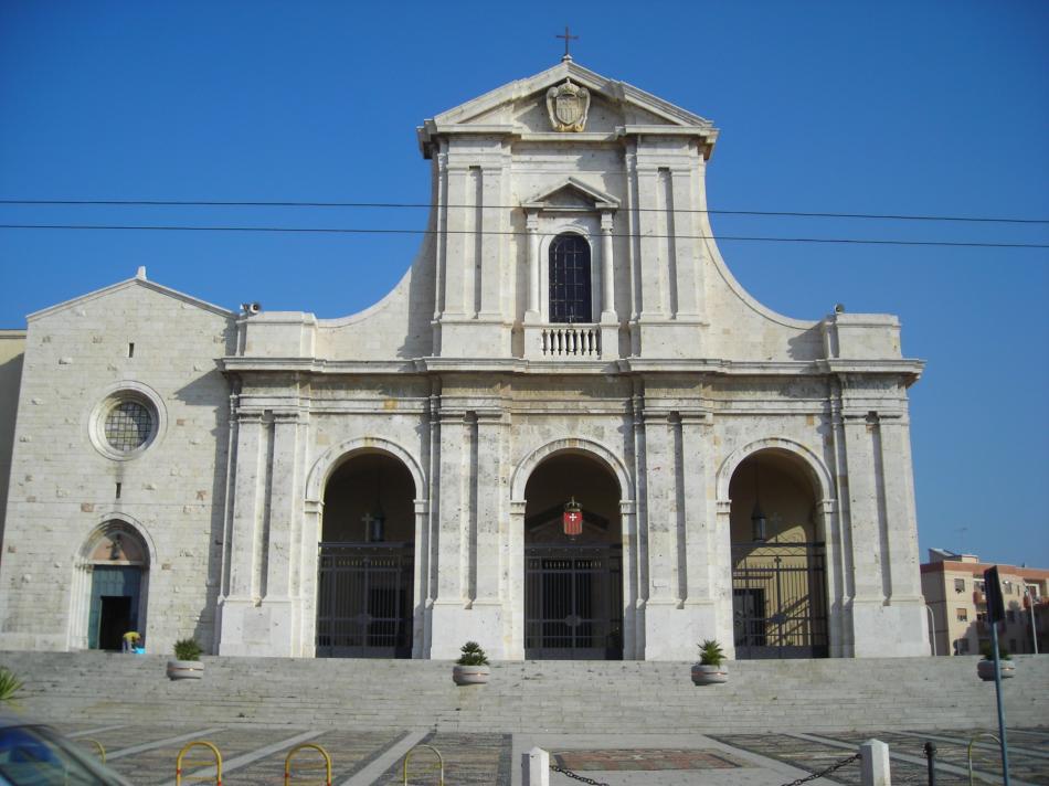 Bazylika Mniejsza i Sanktuarium Matki Bożej z Bonaria