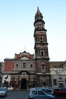 Neapol Santa Maria del Carmine