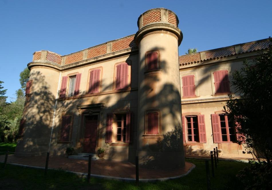 Chateau de la Moutte