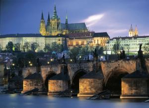 Praga - Historia Pragi