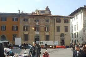 Piza - Palazzo del Collegio Puteano