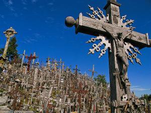 Litwa - Litewskie krzyże i ich symbolika