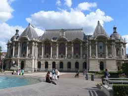 Lille - Palais des Beaux Arts w Lille