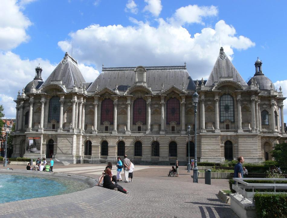 Palais des Beaux Arts w Lille