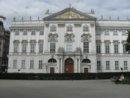 Wiedeń Wiedeń barokowy pałac należący do rodziny Trautson