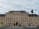 Wiedeń MuseumsQuartier, zesp�ł kilku muze�w, w skład kt�rych wchodzi m.in. Muzeum Sztuki Wsp�łczesnej