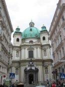 Wiedeń Kościół św. Piotra w Wiedniu