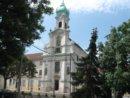 Bratysława kościół i klasztor św Elżbiety w Bratysławie