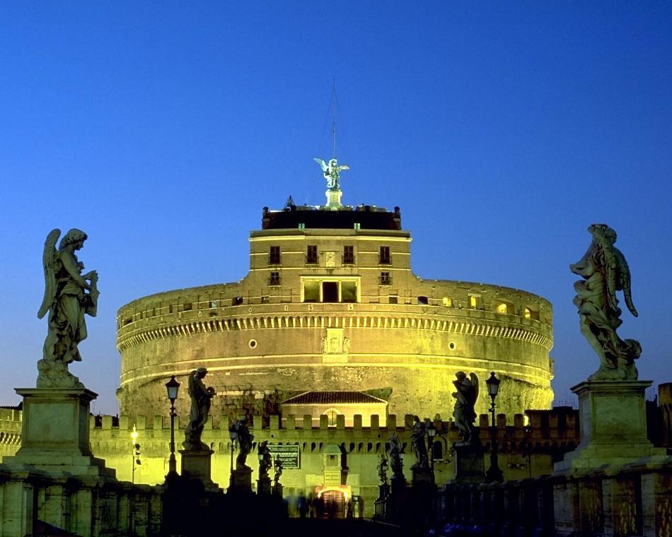 Zamek Świętego Anioła