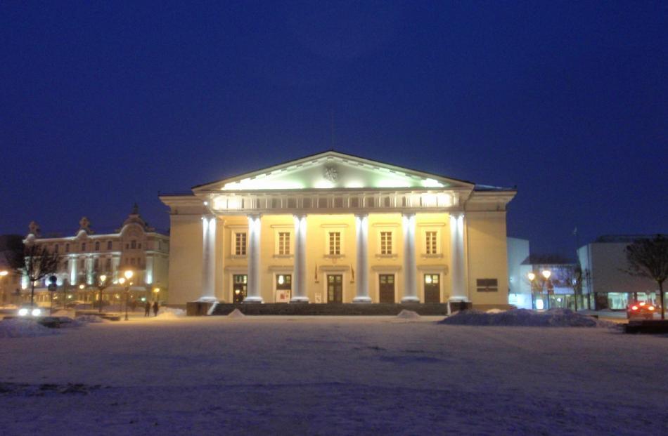 Ratusz w Wilnie