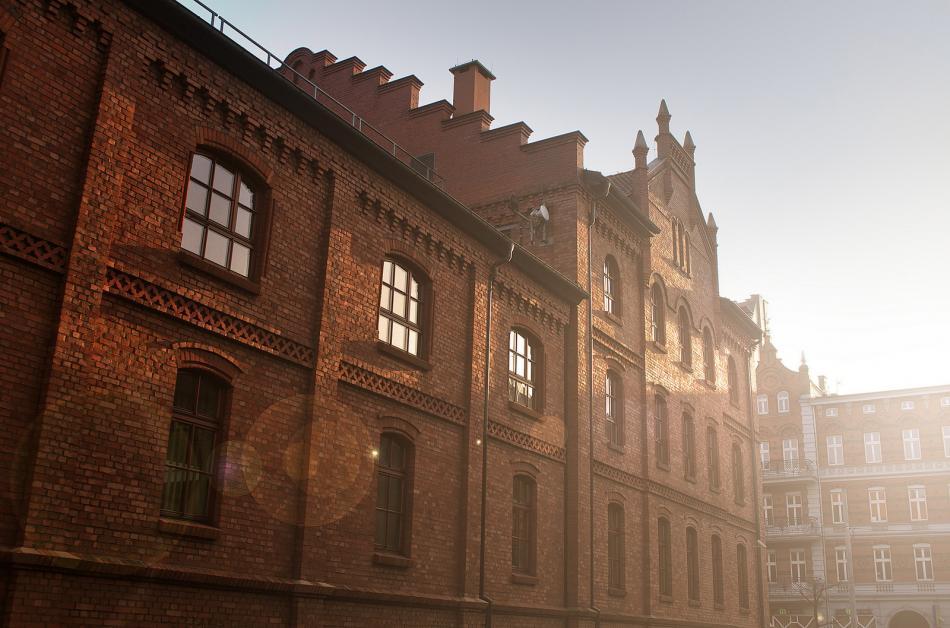 Łaźnia Miejska w Katowicach