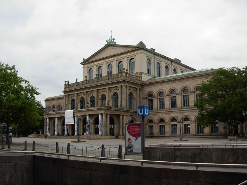 Opera Narodowa w Hanowerze