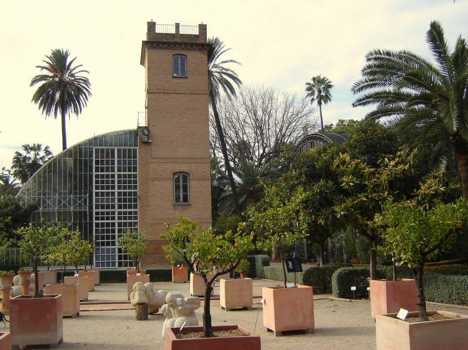 Ogród Botaniczny w Walencji