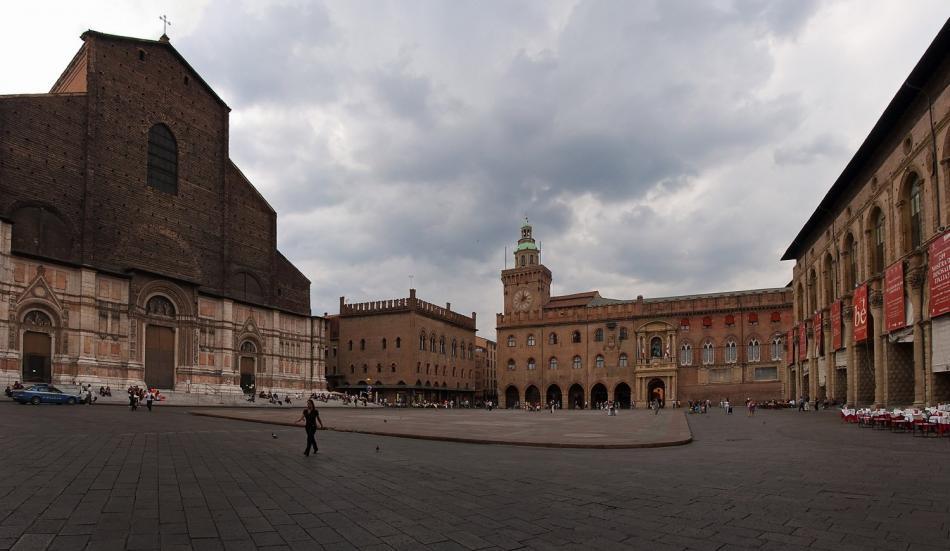 Bolonia - Piazza Maggiore