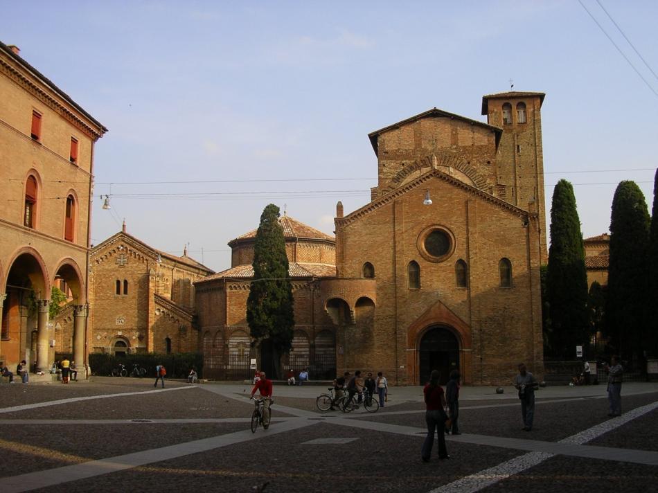 Bolonia - Bazylika Santo Stefano