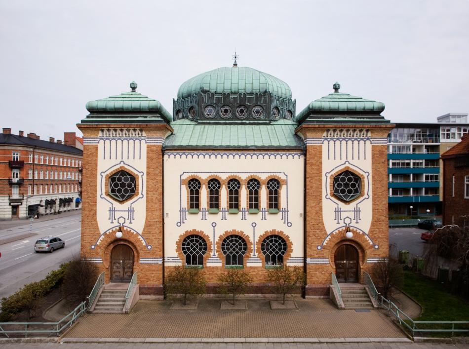 Synagoga w Malmo