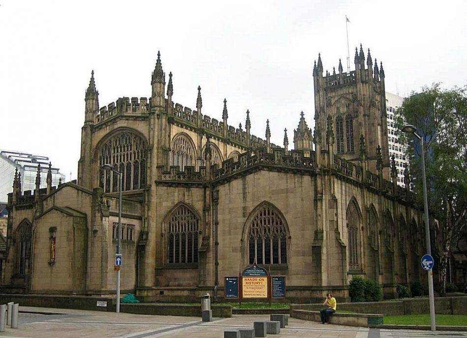 Katedra w Manchesterze
