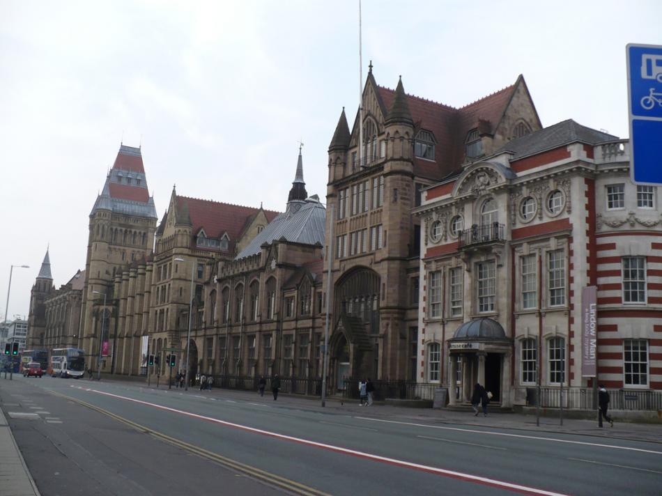 Muzeum Manchester