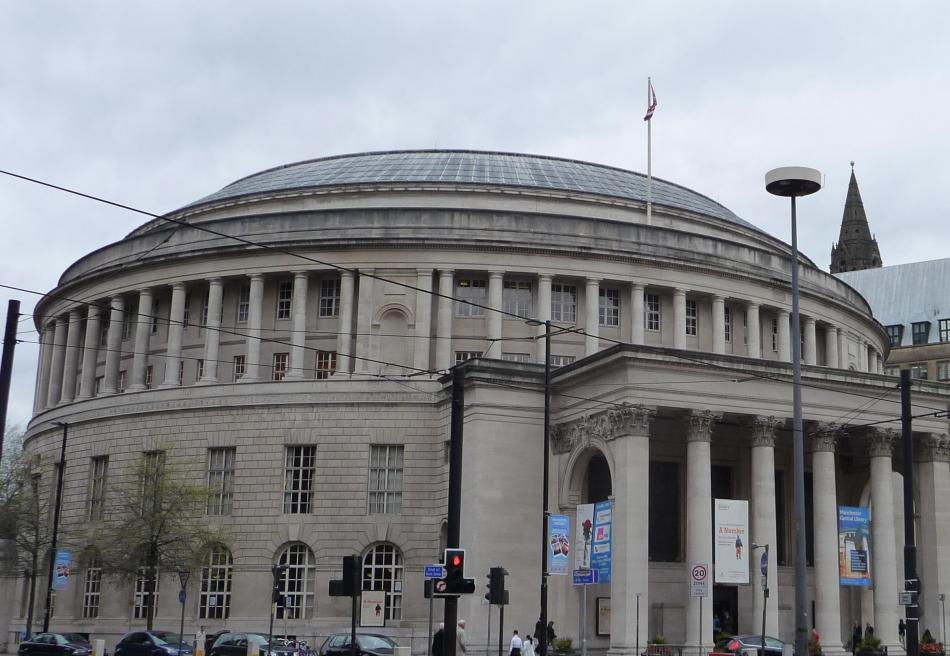 Centralna Biblioteka Manchesteru