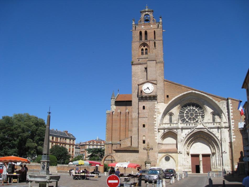 Katedra Św. Szczepana w Tuluzie