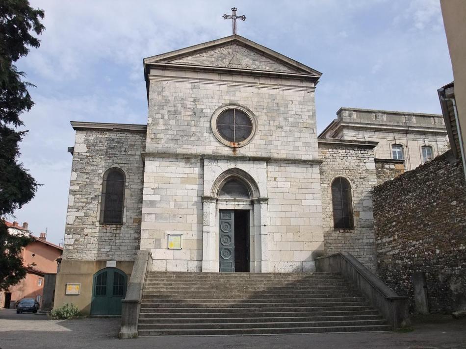 Kościół świętej Ireny w Lyonie