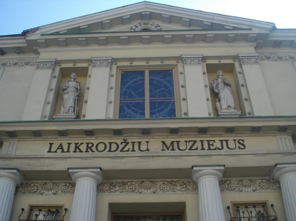 Muzeum Zegar�w
