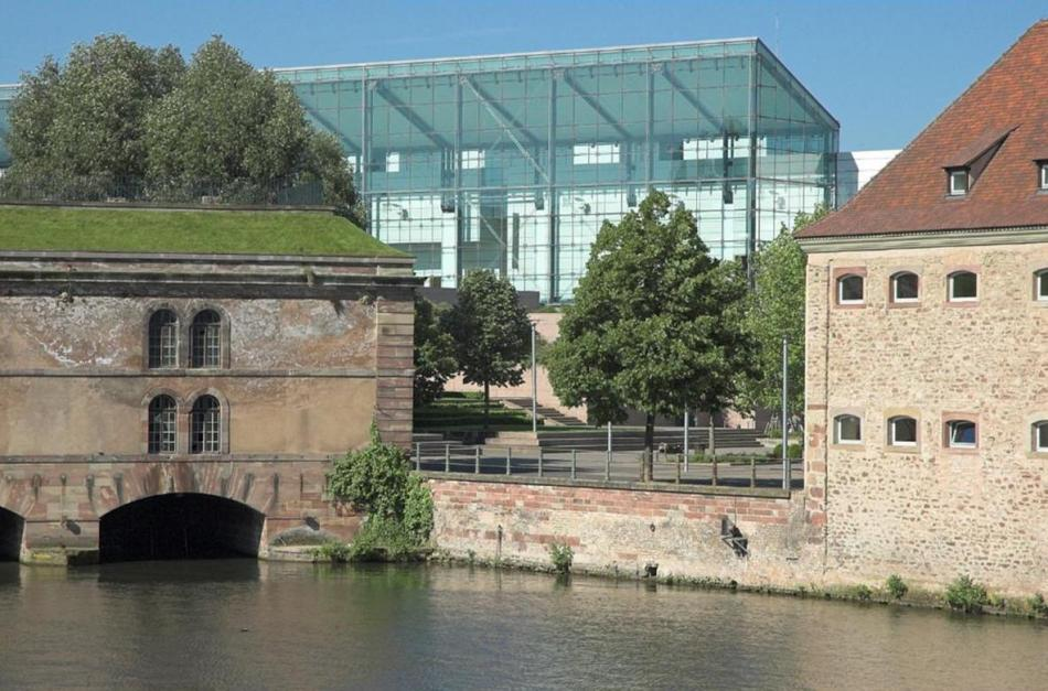 Muzeum Sztuki Nowoczesnej w Strasburgu
