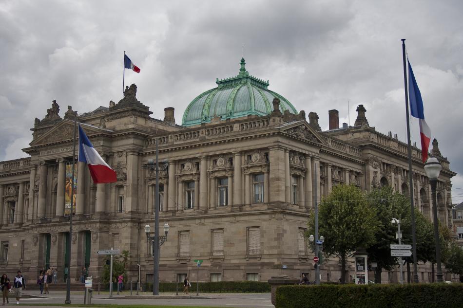Biblioteka Narodowa i Uniwersytecka w Strasburgu