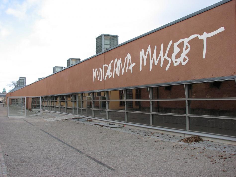 Muzeum Sztuki Nowoczesnej w Sztokholmie