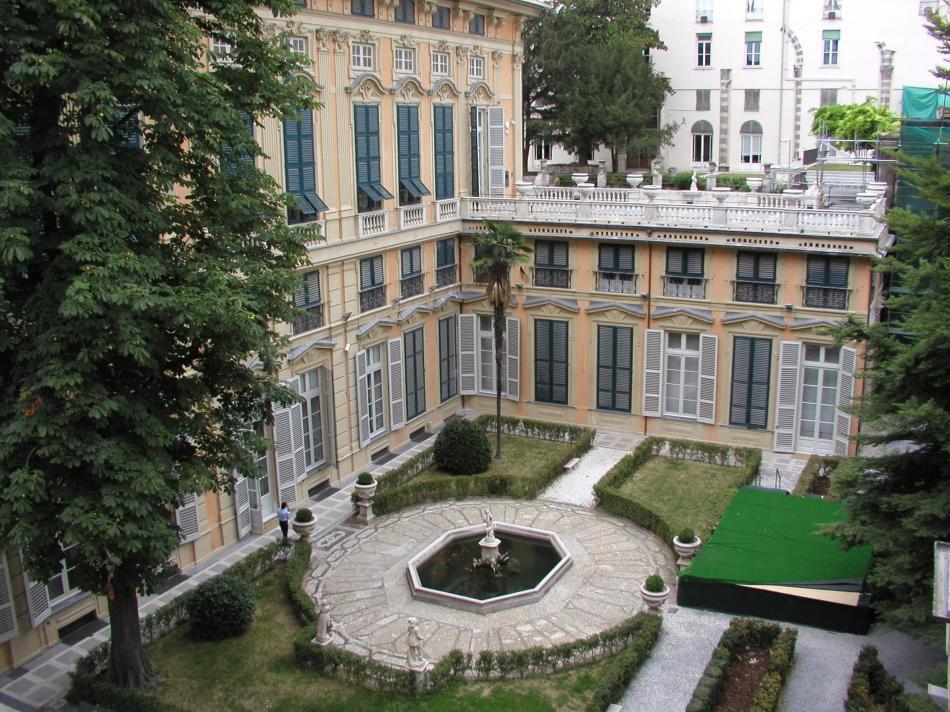 Genua - Palazzo Bianco