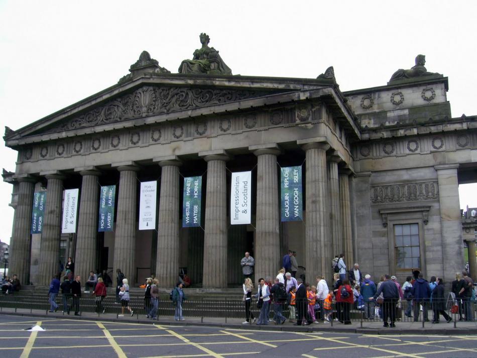 Szkocka Galeria Narodowa