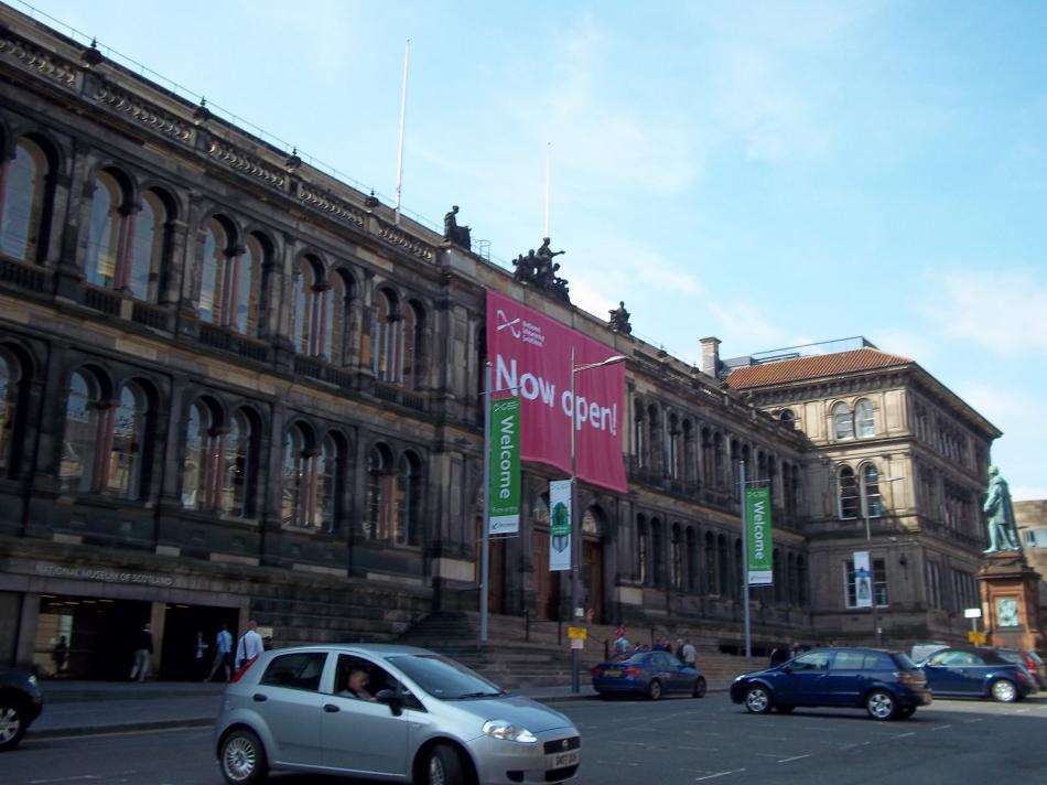 Szkockie Muzeum Królewskie