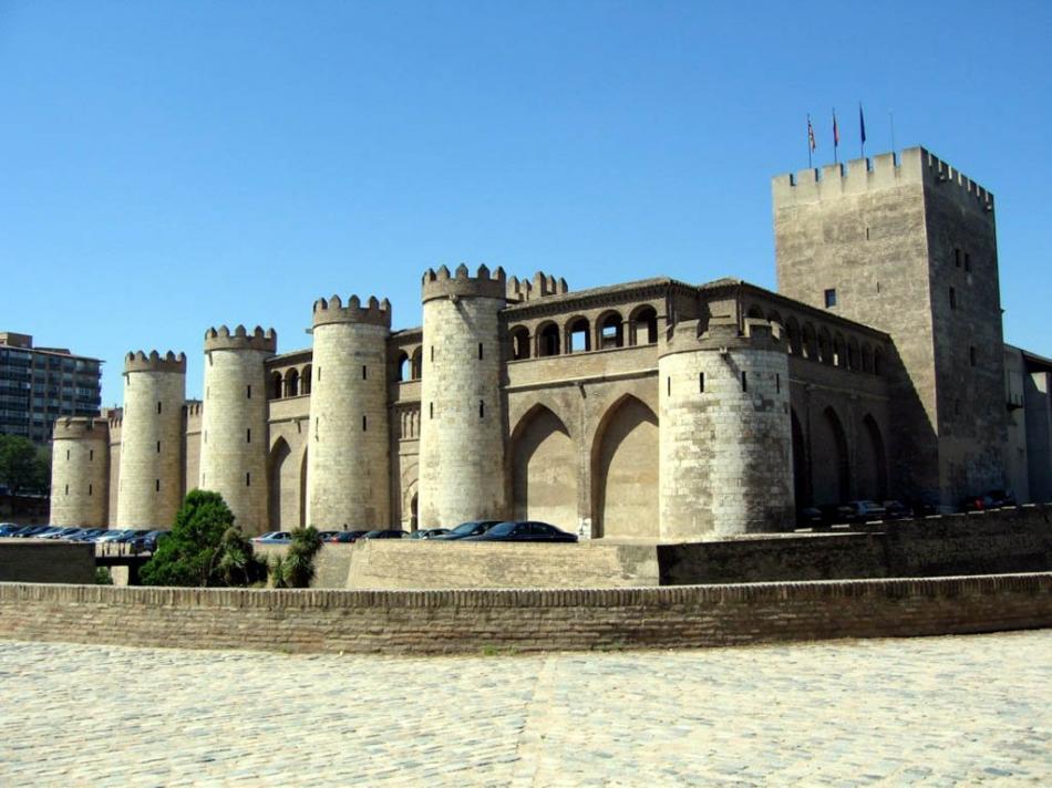 El Palacio de La Aljaferia