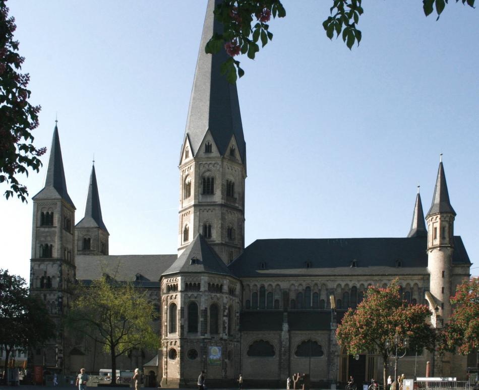 Katedra Świętych Kasjusza, Florencjusza i Marcina
