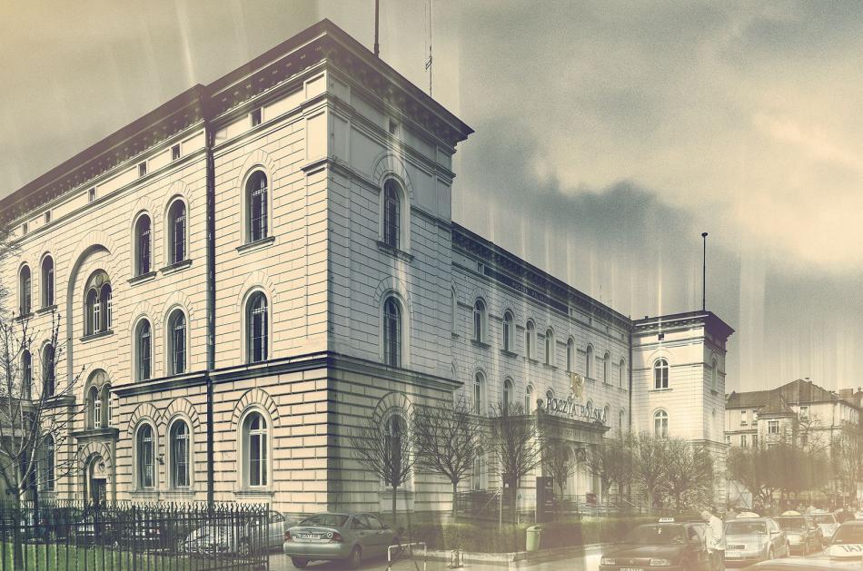 Gmach Poczty Polskiej w Opolu