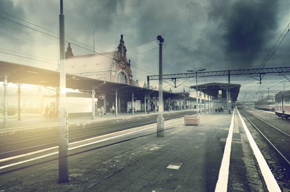 Dworzec Główny w Opolu