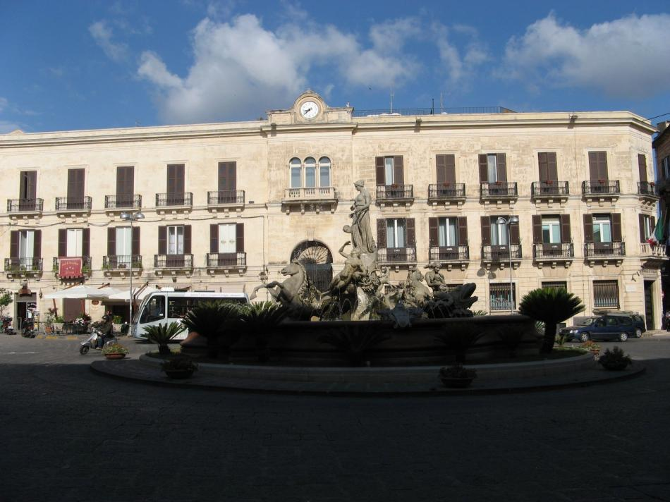 Piazza Archimede